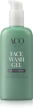 ACO For Men Face Wash Gel Ansiktsrengöring. 200 ml