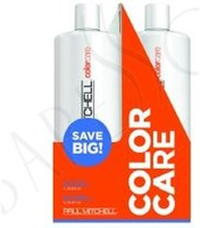 Paul Mitchell Color Protect Shampoo 1000ml + Color Protect Conditioner 1000ml