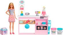 Barbie Konditori & Bakset