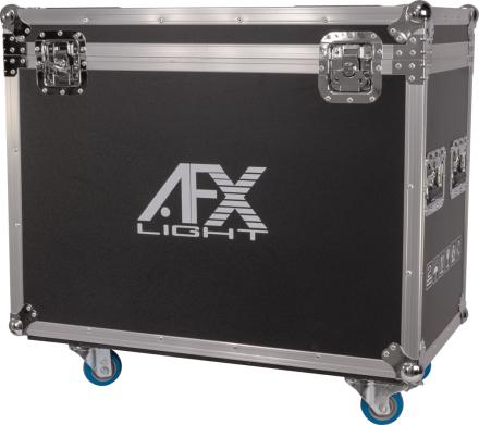 AFX Flightcase til 2 x Hotbeam 3R Moving Head