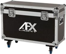 AFX Flightcase til 2 x 10R Moving Head