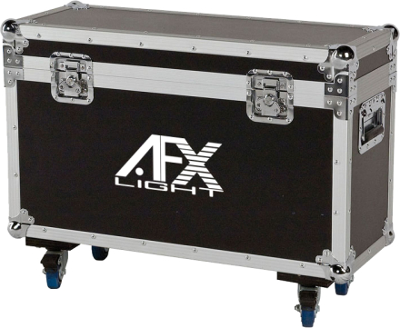 AFX Flightcase til 2 x 10R Moving Head