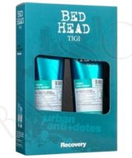 Tigi Bed Head Recovery Shampoo 250ml+ Balsam 200ml