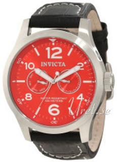 Invicta 12168 Specialty Röd/Läder Ø48 mm