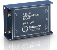 Palmer PLI 02 Line Isolation Box 2 Kanal