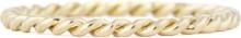 Engelbert Petit Rope Ring Guld