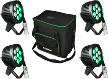 Ibiza Pro LED Spot Bundle