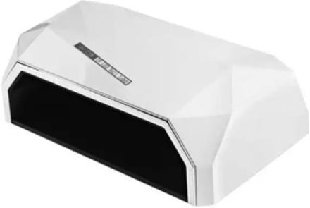 eStore Stor UV/LED Nagellampa med LCD-panel