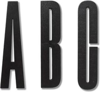 Design Letters Letters - svart