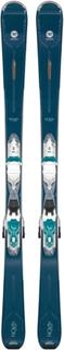 Rossignol Women's On Piste Skis Nova 4 Ca/Xpress W 10 Slalomskidor Blå 162