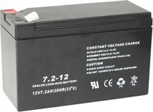 Ibiza 12V-7.2AH Battery for PORT8/8VHF/9VHF/10VHF/15VHF-BT