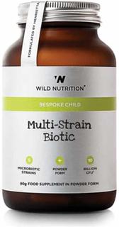 Wild Nutrition – Bespoke Child – Multi Strain Biotic, 90g