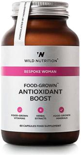 Wild Nutrition Food-Grown Antioxidant Boost, 60kps