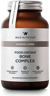 Wild Nutrition Food-Grown Bone Complex, 90kps
