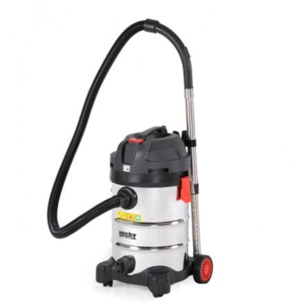 Grovdammsugare för våt och torr städning 30 l - 18 kPa