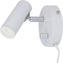 Oriva Vägglampa Mini GU10-Vit