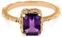 Emma Israelsson 18K Queen Amethyst Ring