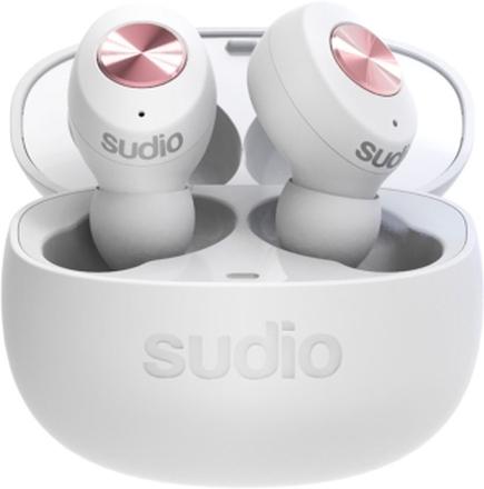Sudio Sudio Tolv True Wireless Vit 7350071389904 Replace: N/ASudio Sudio Tolv True Wireless Vit