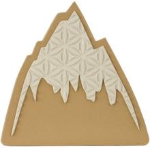 Burton Foam Mats Mountain Logo Skidutrustning Beige OneSize