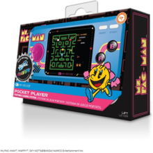 Pocketplayer Ms.PACMAN 3 games
