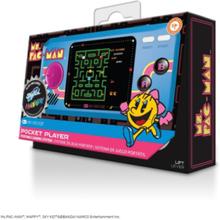 Pocketplayer Ms.PACMAN 3 games