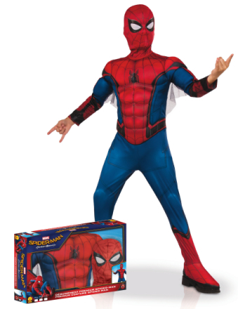Spider-man Homecoming -lahjapakkaus