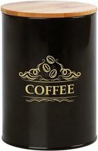 Burk Coffee 111248 (Färg: Svart)