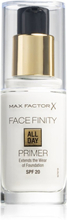 Max Factor Face Finity All Day Primer SPF20 30ml