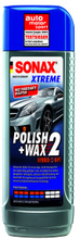 Sonax XTREME Polish+Wax 2 Hybrid NPT 500 Milliliter Burk