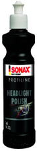 Sonax PROFILINE Headlight Polish 250 Milliliter Burk