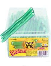 110 stk Dexters Apple Dyna Stix / Godteristenger med Eplesmak - Halal Sertifisert