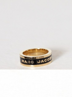 Marc Jacobs Band Ring Oro