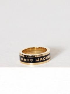 Marc Jacobs Band Ring Ringar Oro