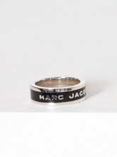 Marc Jacobs Band Ring Argent