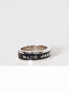 Marc Jacobs Band Ring Ringar Argent