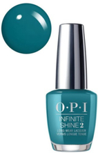 OPI Infinate Shine - The Grease Collection Teal Me More, Teal Me More