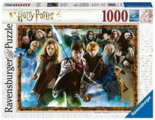 Magical student Harry Potter 1000p