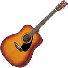 Yamaha F310P Folk Guitar - Tobacco Brown Sunburst