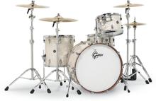 Gretsch Renown Maple Copper Sparkle Drumset