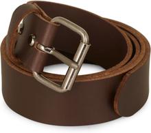 Urberg Leather Belt Unisex Bälte Brun OneSize