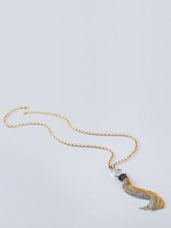 Halsband länkar i guld från Emilia Lay guld