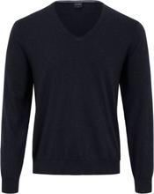 V-ringad tröja från Olymp blå