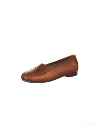 Loafers från Sioux brun