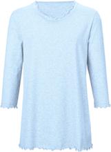 Pyjamas 3/4-ärm från Peter Hahn blå