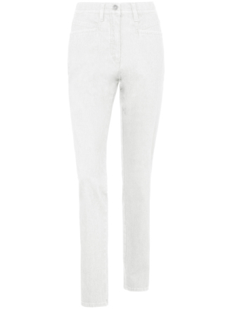 """ProForm Slim""-jeans i modell Sonja från Raphaela by Brax vit"