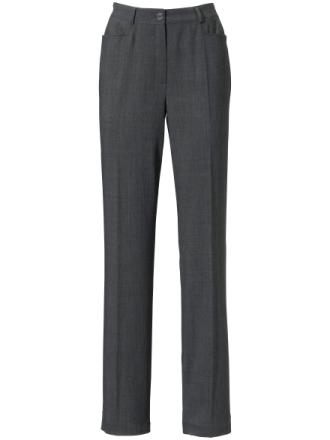 Buks 100% ren ny uld Fra Basler grå