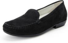Loafers Hina i 100% skinn från Waldläufer svart