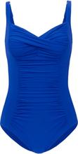Badeanzug Anita blau