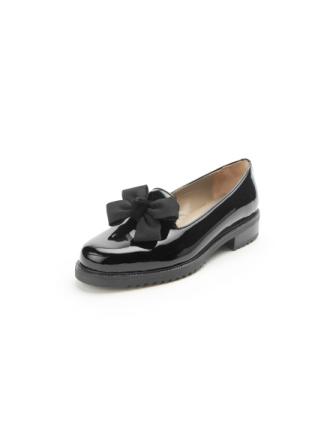 Loafers för kvinnor från Ledoni svart