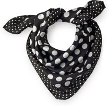 Scarf för kvinnos – 100% silke från Peter Hahn mångfärgad